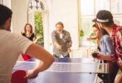 Las 7 mejores mesas de ping pong de interior y exterior