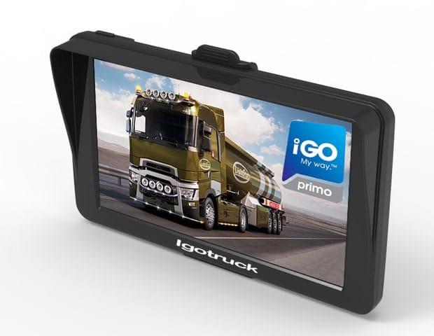 GPS especial para camiones - Mejor oferta