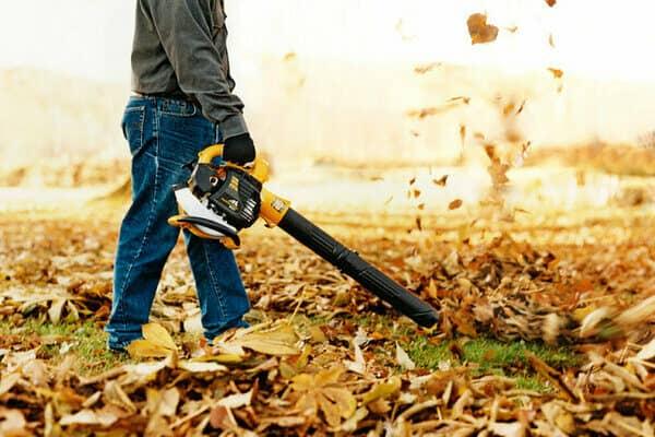 Mejor soplador, aspirador y triturador de hojas para el jardín