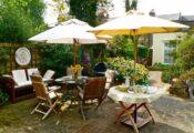 Las 7 mejores mesas de terraza y jardín