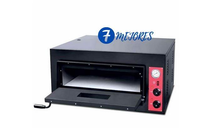 Los mejores hornos eléctricos para pizzas y focaccias para comprar por internet