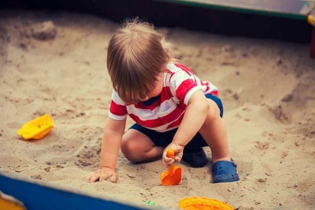 El mejor arenero para niños del mercado online