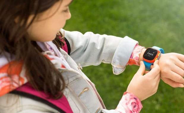 El mejor reloj inteligente para niños pequeños