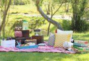 Las 7 mejores mantas de picnic para utilizar en familia