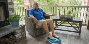 Los 7 mejores masajeadores de pies