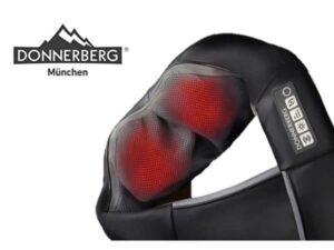 Las 7 mejores ventajas del masajeador cervical Donnerberg