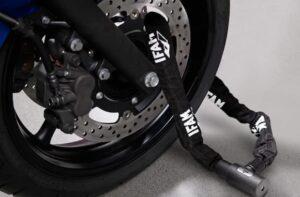 Las 7 mejores cadenas antirrobo para motos